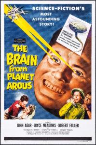 Cerveau de le planète Arous
