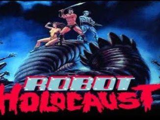 Robot Holocaust affiche