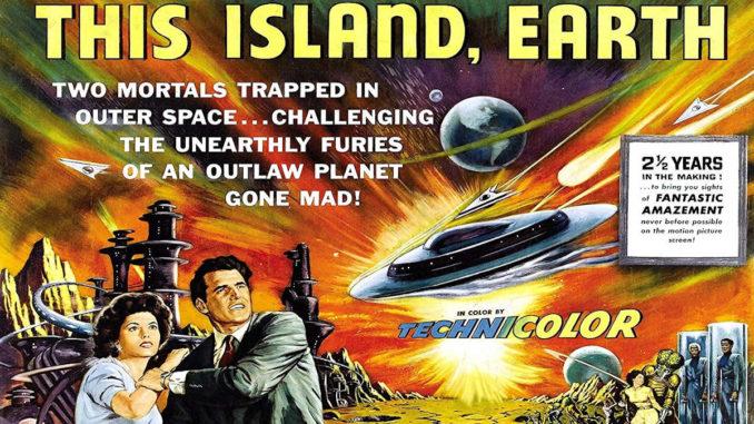 les survivants de l'infini this island earth