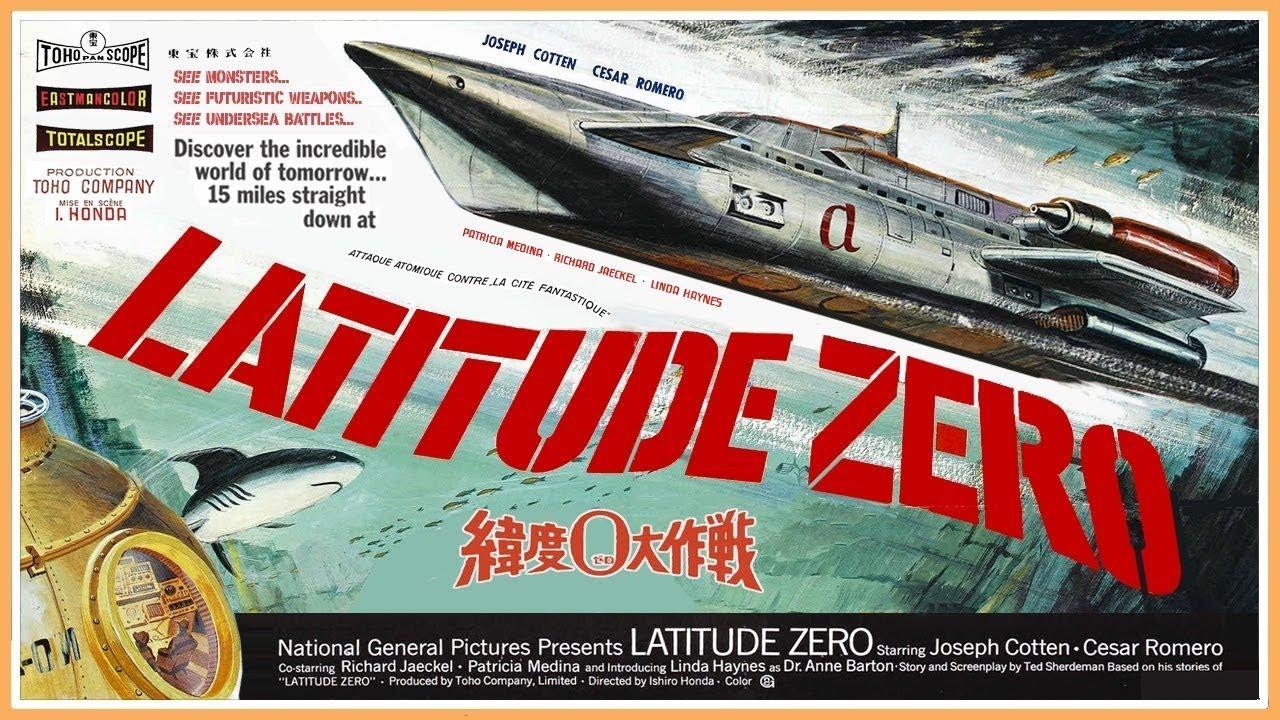 latitude zero affiche paysage