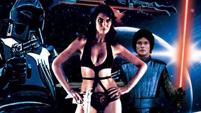 Starcrash : Le Choc des étoiles (1978)