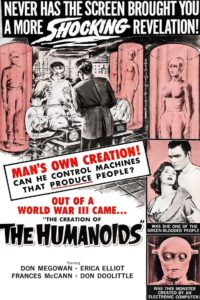 Creation of the Humanoids 1962