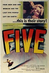 Five cinq survivants 1951