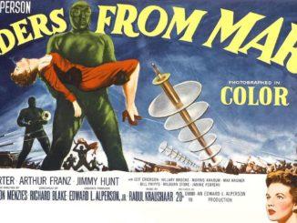 envahisseurs de la planete rouge invaders from mars