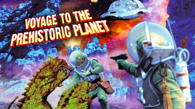 Voyage sur la Planète Préhistorique (1965)