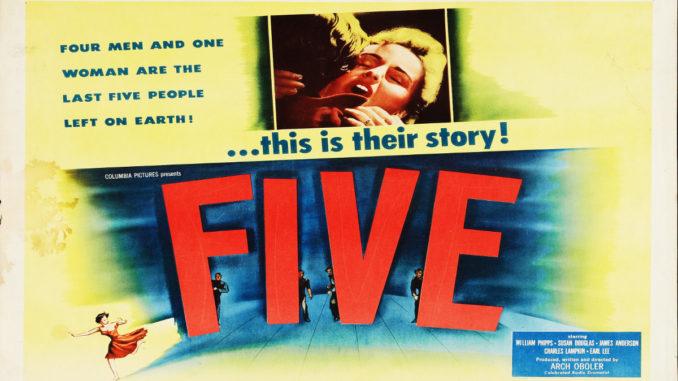 Cing Survivants 1951 five