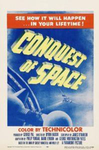La conquête de l'espace 1955