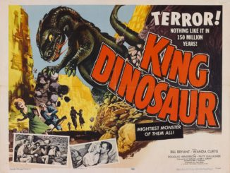 king dinosaur 1955 horizon