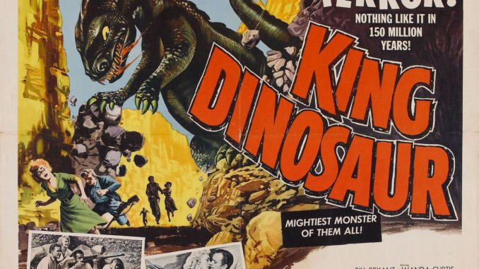 king dinosaur 1955 horizon