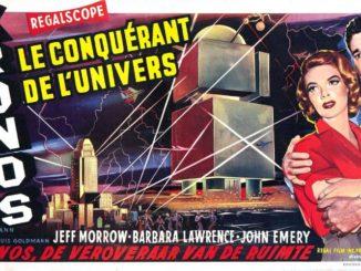 Kronos les conquérants de l'univers 1957