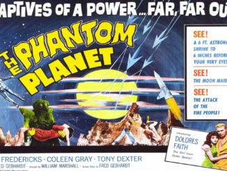 la planète fantôme - the phantom planet 1961