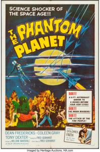 La Planète Fantôme 1961 the phantom planet