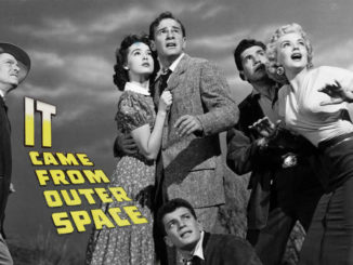le Météore de la Nuit – It Came from Outer Space (1953) une