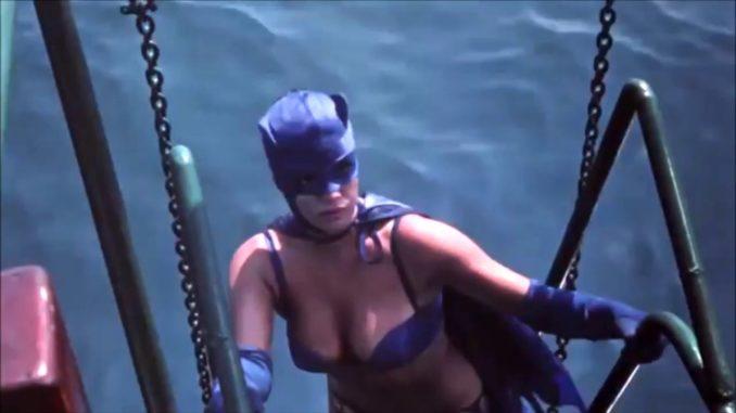 La Femme Chauve-souris batwoman 1968
