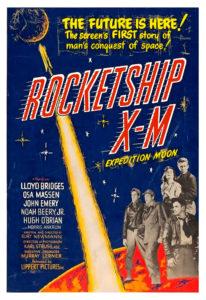 rocketship x-m vingt quatre heures chez les martiens