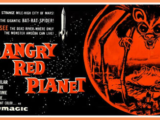 angry red planet la planète rouge 1959