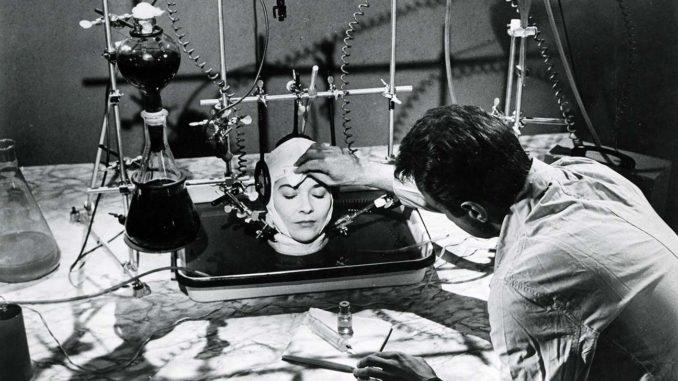 le cerveau qui ne voulait pas mourir 1962