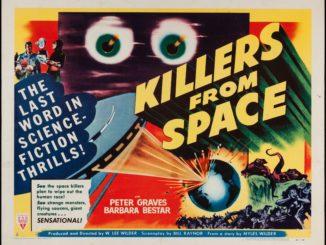 Killers from space les tueurs de l'espace 1954
