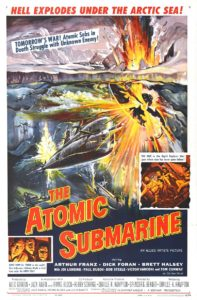 sous-marin atomique atomic submarine