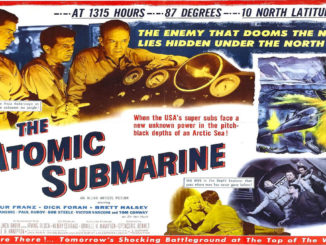 le sous-marin atomique 1953