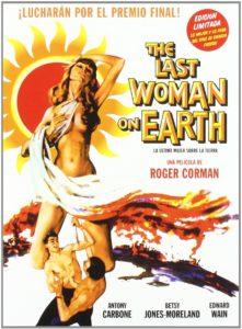 The Last Woman on Earth la derniere femme sur terre ROGER CORMAN 1960
