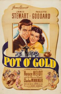 L'or du ciel pot o gold 1941 programme drive-in movie channel