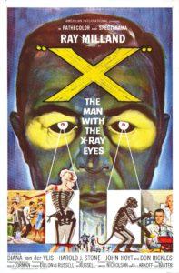 L'horrible cas du docteur X programme tv drive-in movie channel