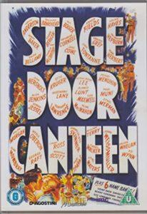 Le cabaret des étoiles stage door canteen 1943 programme drive in movie, channel