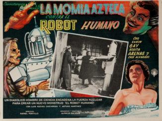 la momie aztèque contre le robot drive in movie channel